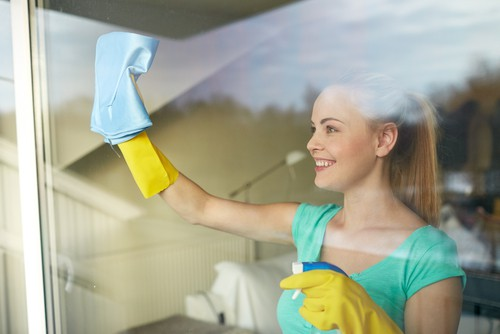 Window cleaning in Singapore